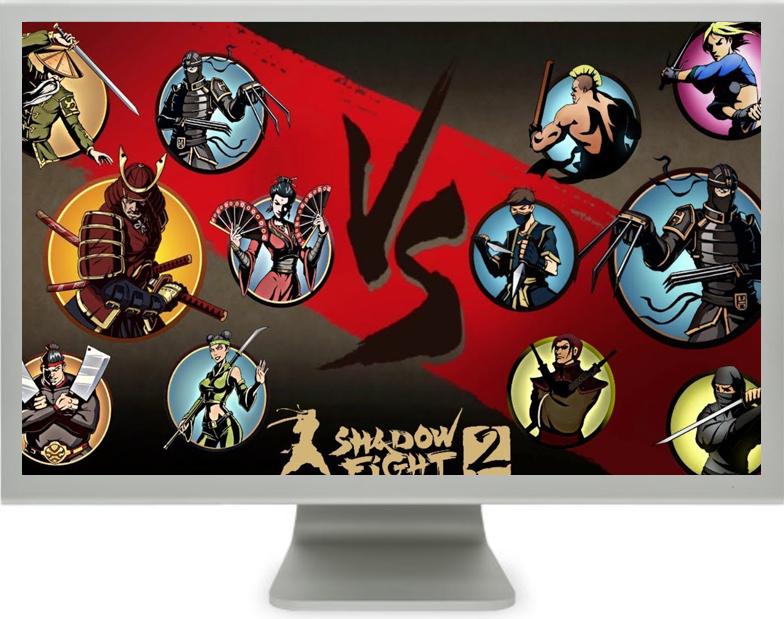 Shadow fight 2 как сделать 735