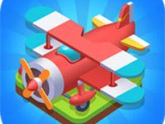 Merge Plane — Click & Idle Tycoon